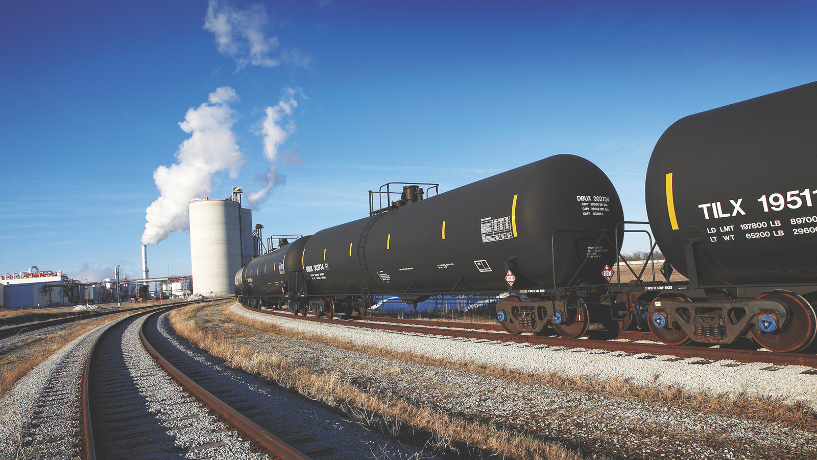 Green Plains Partners Fuel Train Cars